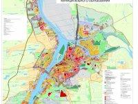 Схема использования территории муниципального образования