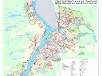 Схема планируемого размещения зон и объектов местного значения социальной сферы