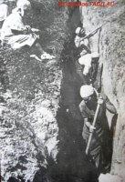 С июля 1942 г. возобновили работы по подготовке внутреннего оборонительного обвода,  проходившего по территории района