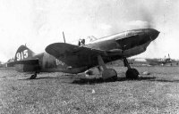 самолет ЛаГГ 3
