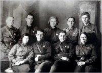 25 ноября 1941 г. прокуратура, милицияприступили к ликвидации спекуляции на рынках района