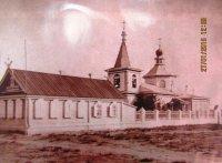 Церковь Михаила Архангела в селе Карантинном (не сохранился).