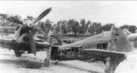В августе 1942 г. силы ПВО Астрахани располагали всего 12 истребителями